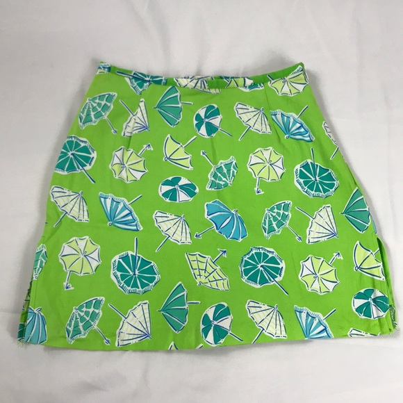 Briggs New York Pants - Briggs New York- Umbrella print skort size 4